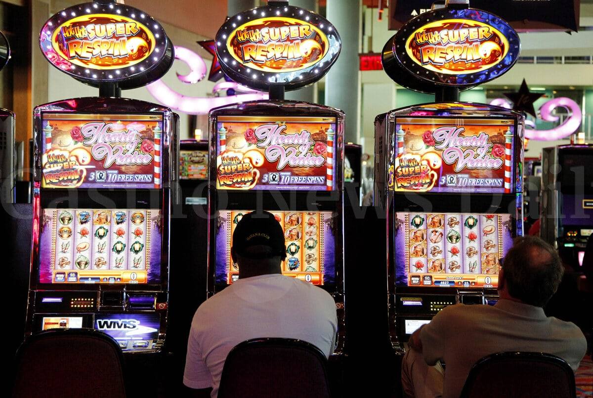 Manipulating slot machines with a mobile phone – a myth?
